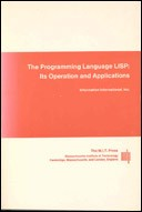 Cover of The Programming Language LISP